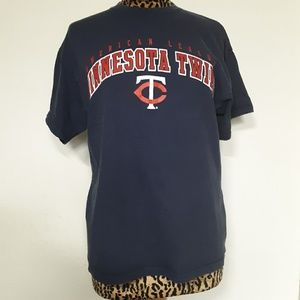 Minnesota Twins Genuine Merchandise T-Shirt Large